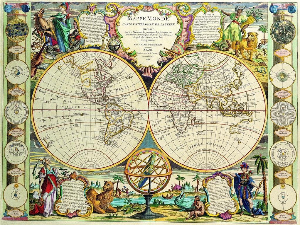 mape sveta